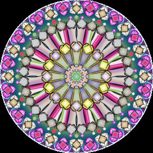 The Benefits of Mandala Art